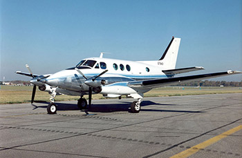 Beechcraft King Air Image