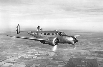 Beechcraft Model 18 Image