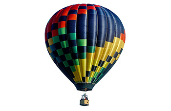 Hot Air Balloon Image