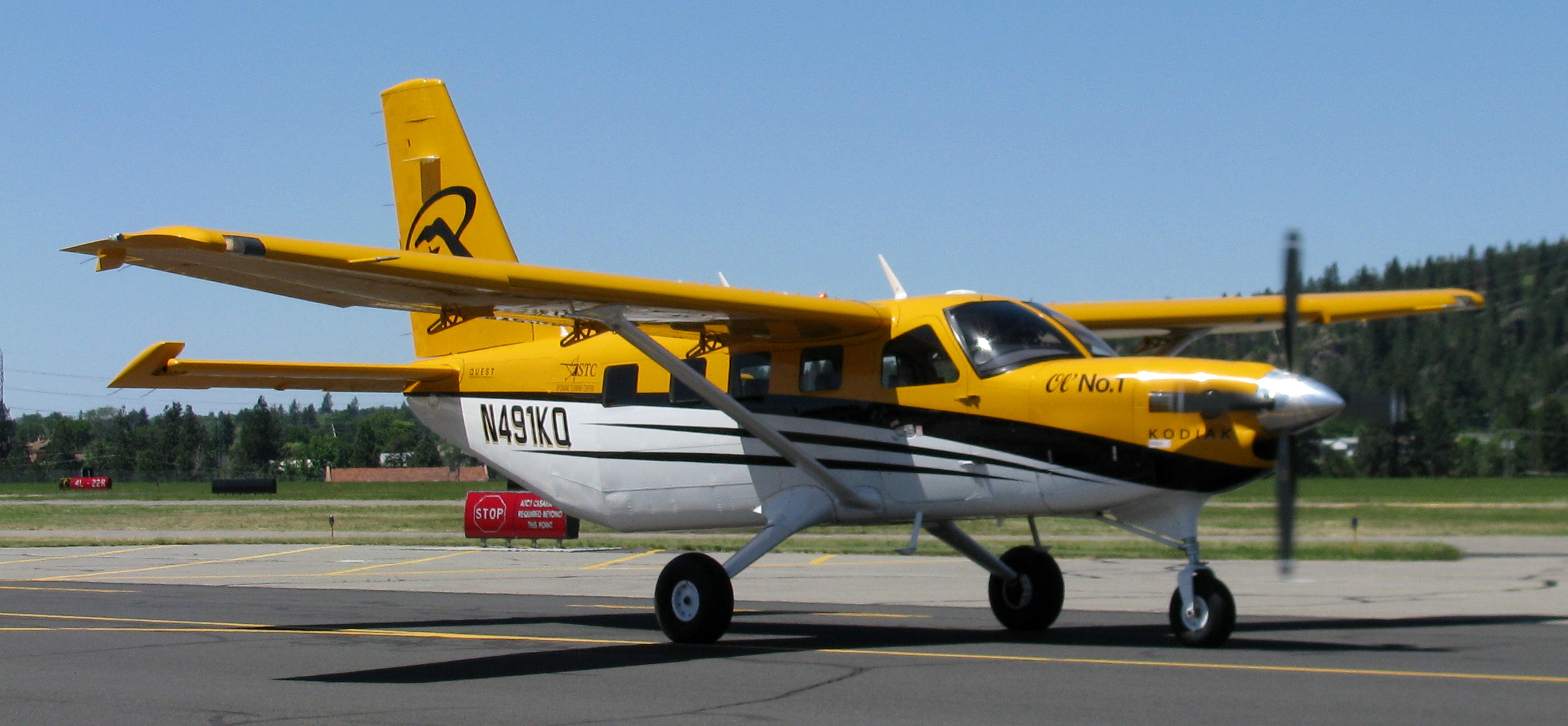 Quest Kodiak 100 Image