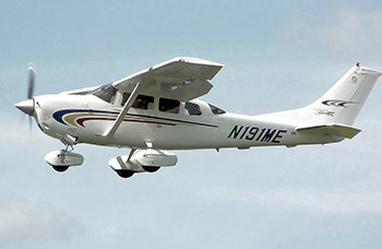 Turbo Cessna 206 Image