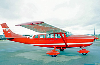 Turbo Cessna 207 Image