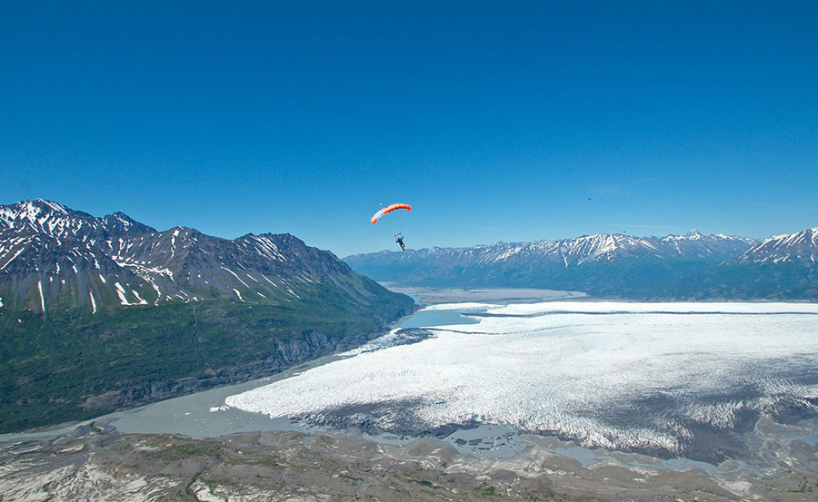 Alaska Skydive Center Dropzone Image