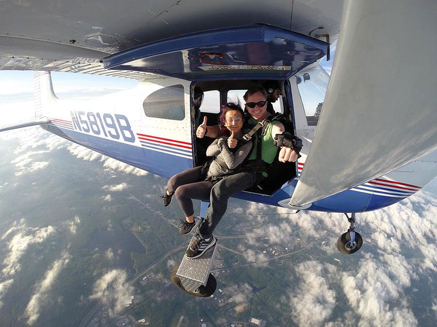 Boston Skydive Center Dropzone Image