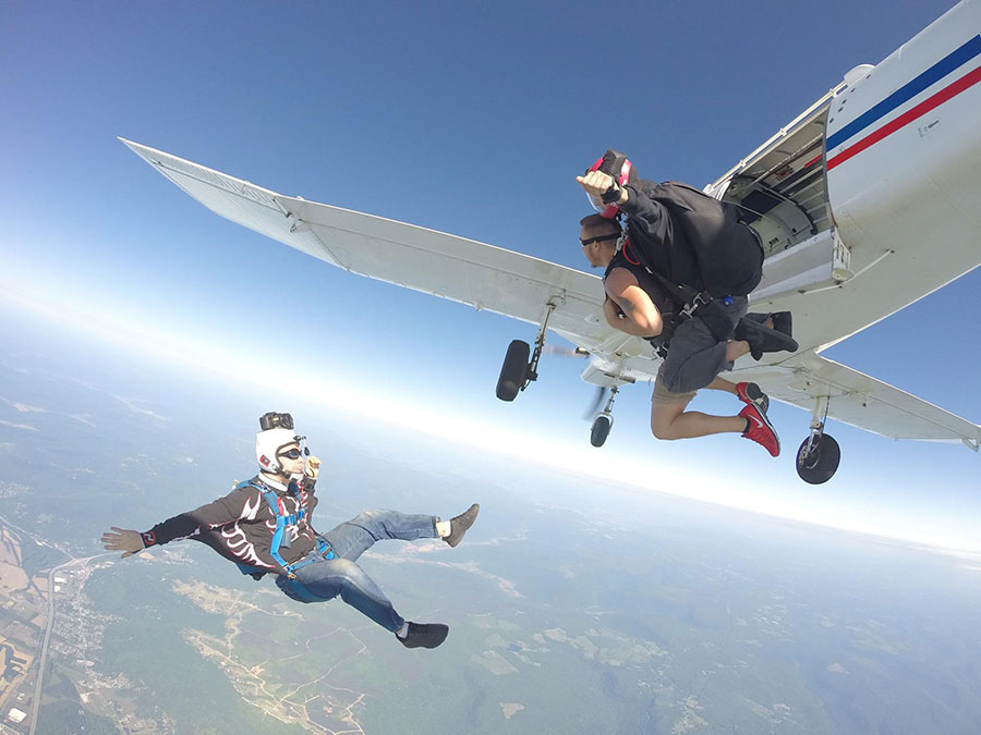 Chattanooga Skydiving Company Dropzone Image