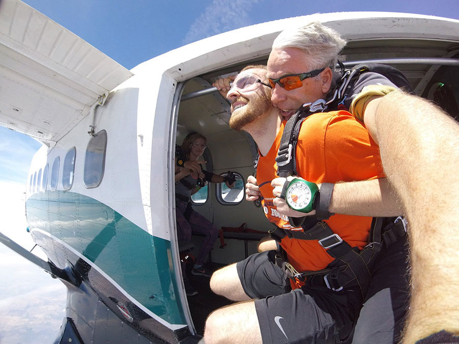 Chicagoland Skydiving Center (CSC) Dropzone Image