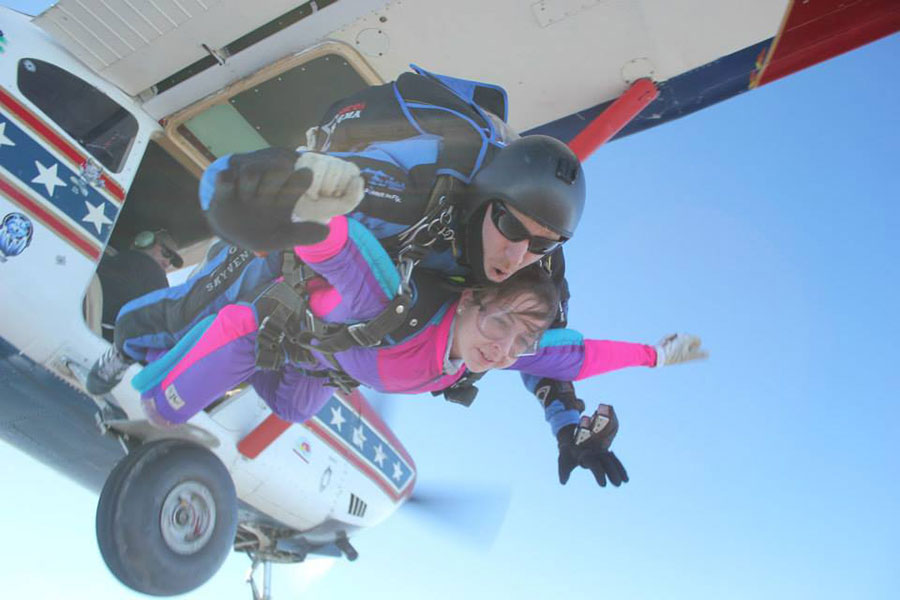 Dallas Skydive Center Dropzone Image