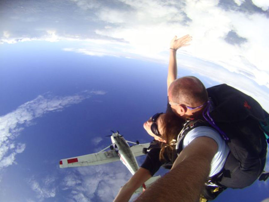 DC Skydiving Center Dropzone Image