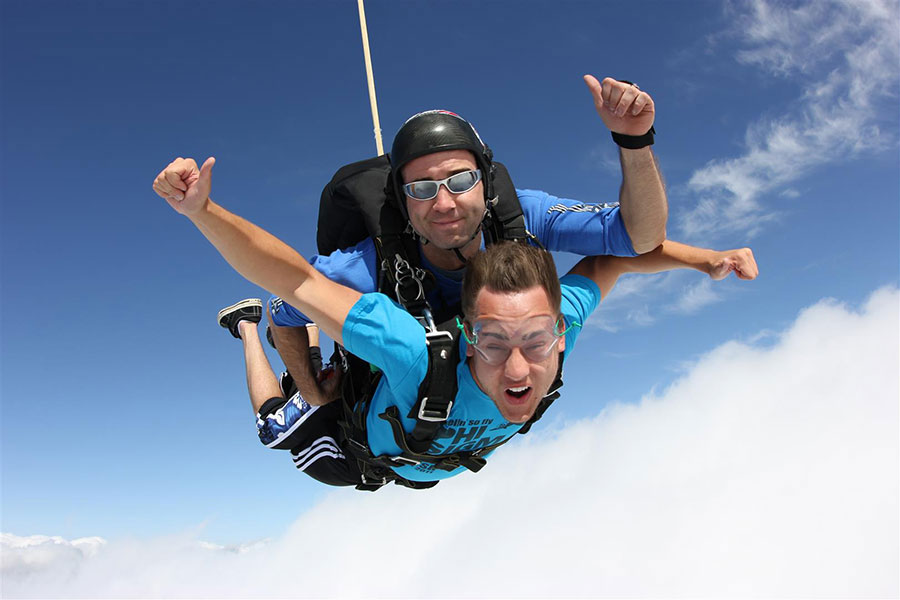 Des Moines Skydivers Dropzone Image