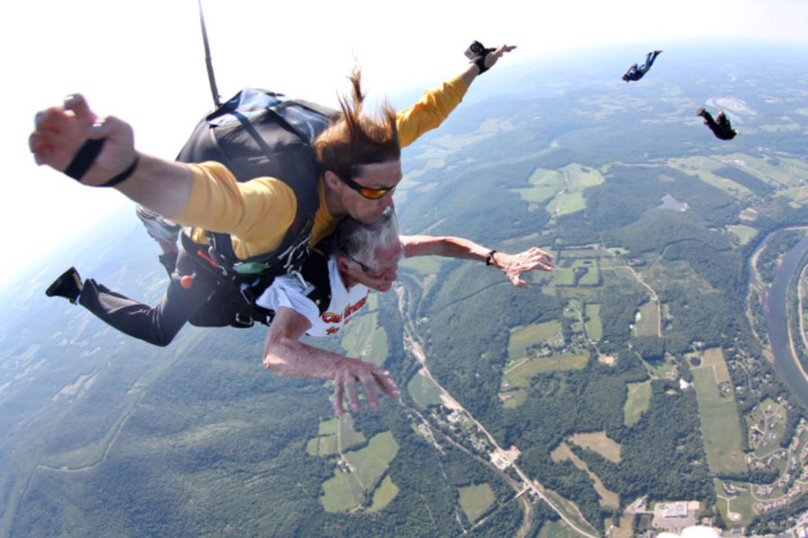 Endless Mountain Skydivers Dropzone Image
