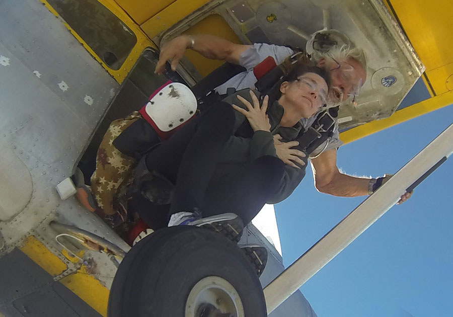 Eugene Skydivers Dropzone Image