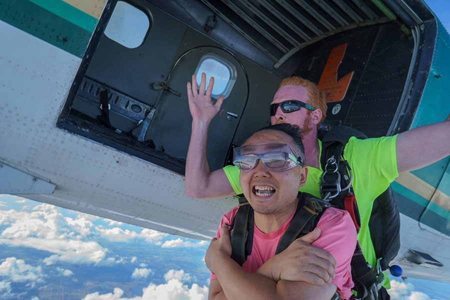 Florida Skydiving Center Dropzone Image