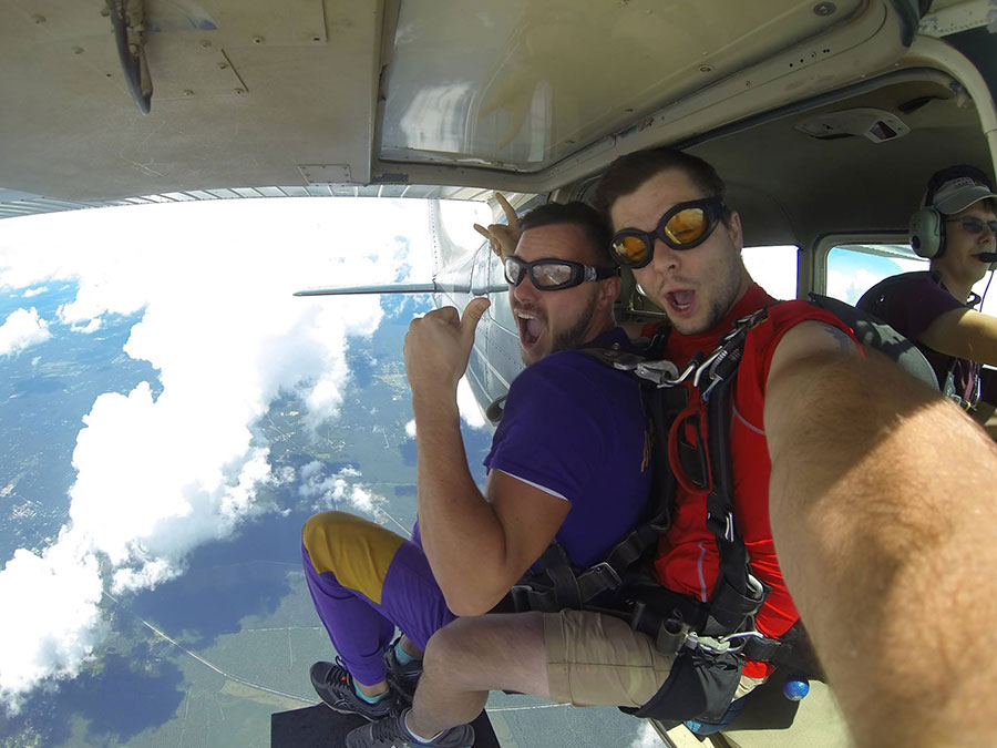 Gold Coast Skydivers Louisiana Dropzone Image