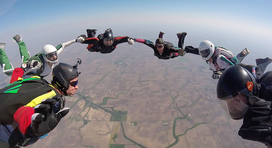 Illinois Skydiving Center Dropzone Image