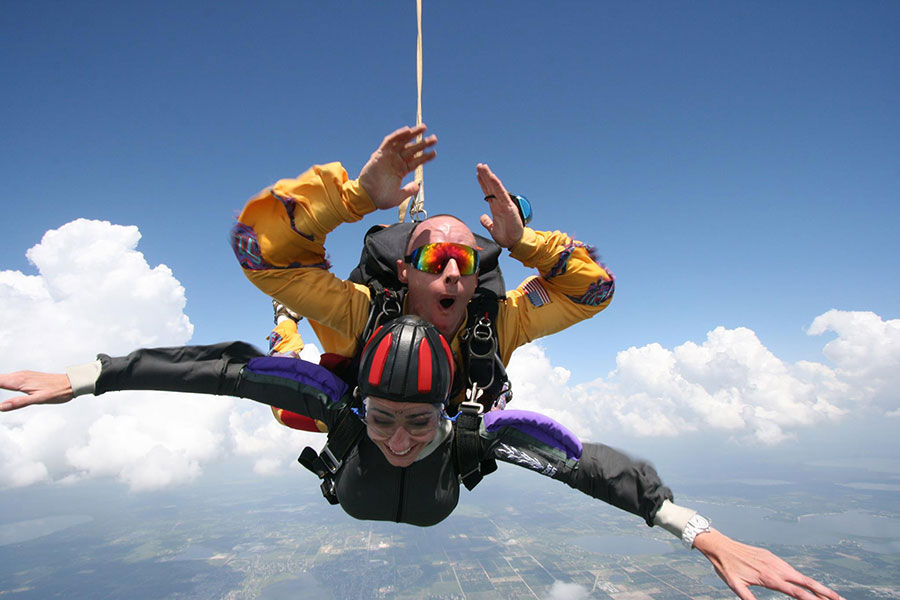 Jump Florida Skydiving Dropzone Image