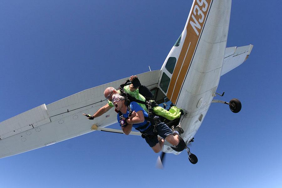 Mid-America Sport Parachute Club Dropzone Image