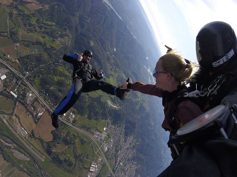 NorCal Skydiving Dropzone Image