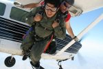 Out of the Blue Skydiving Dropzone Image