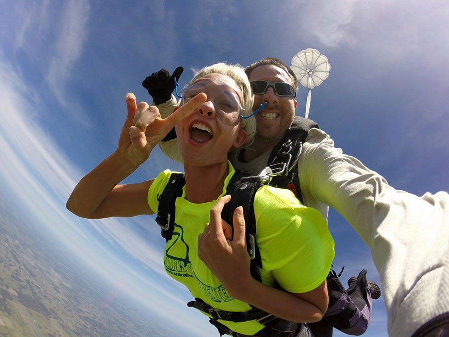 Ozarks Skydiving Center Dropzone Image