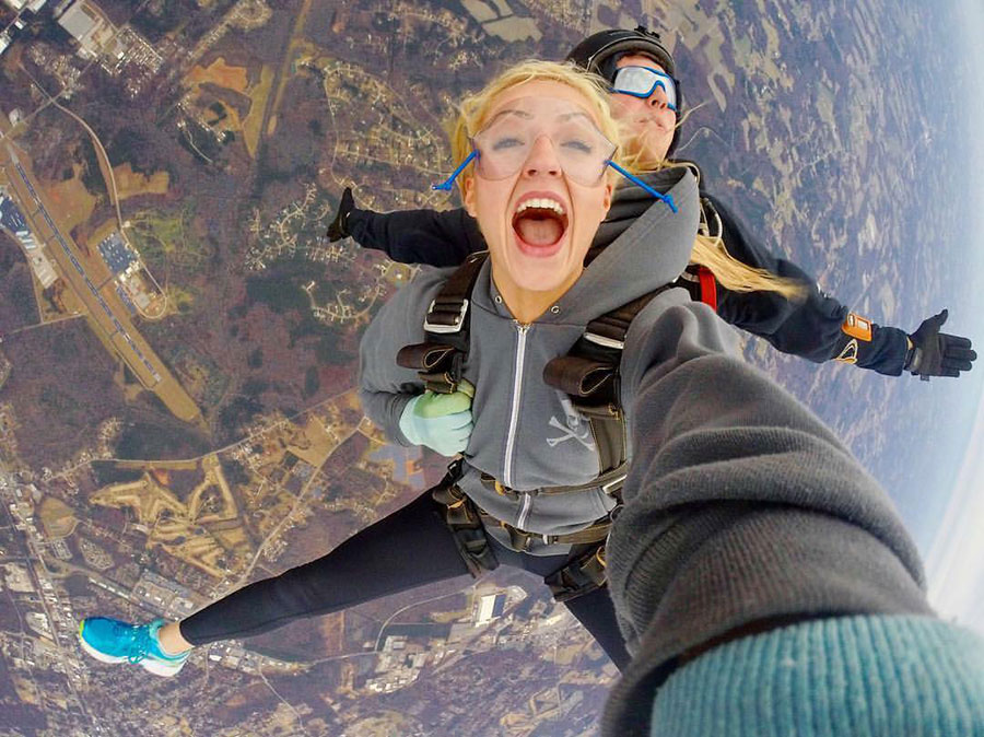 Piedmont Skydiving Dropzone Image