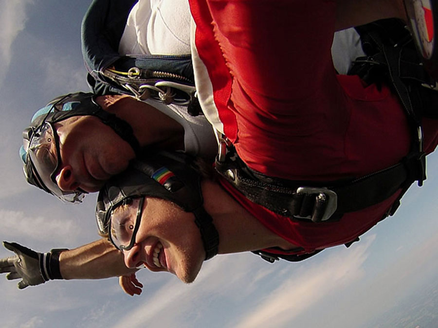 Rochester Skydivers Dropzone Image
