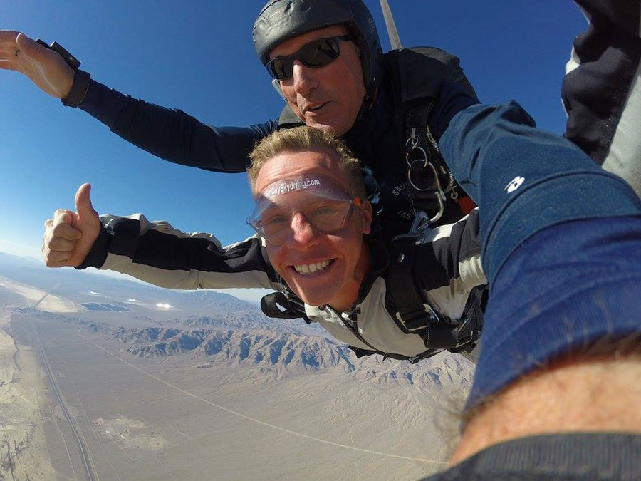 Sin City Skydiving Dropzone Image