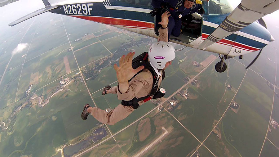 Skydive Adventures Dropzone Image