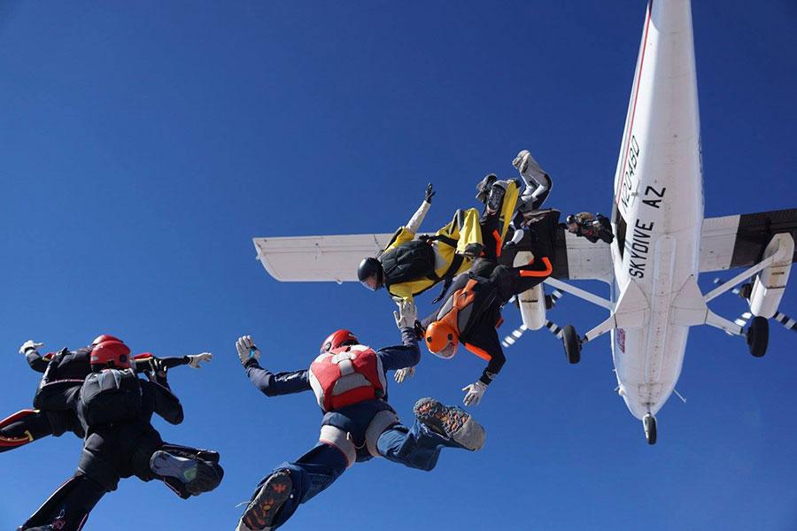 Skydive Arizona Dropzone Image