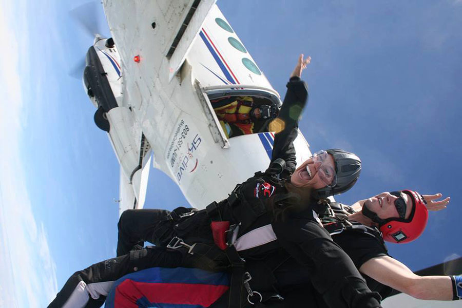 Skydive Carolina Dropzone Image
