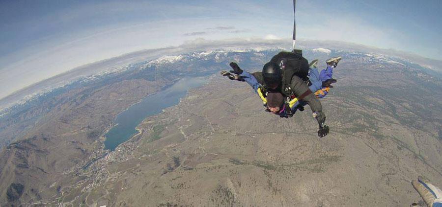 Skydive Chelan Dropzone Image