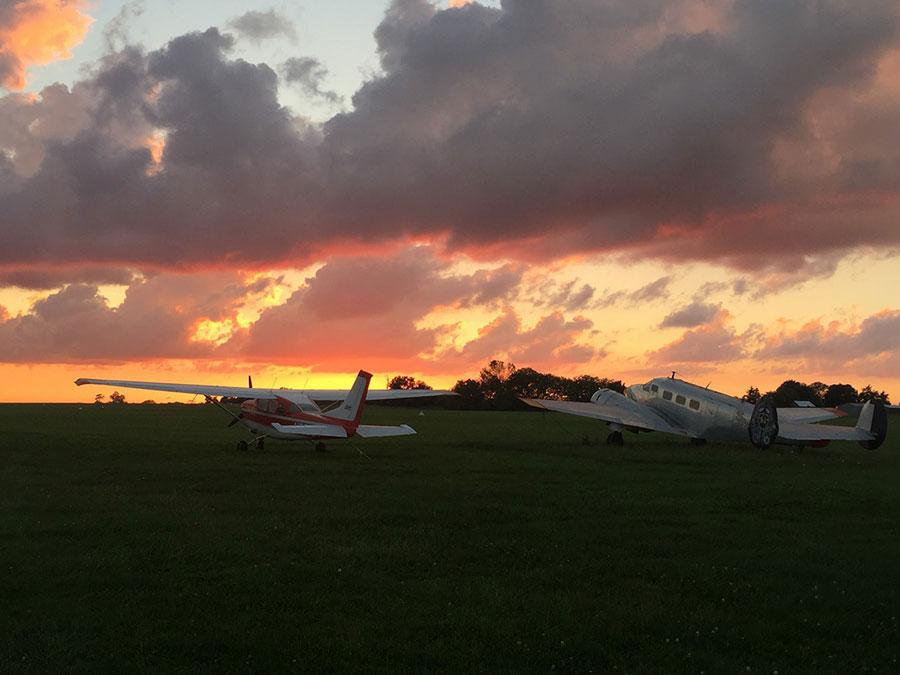Skydive Cincinnati Dropzone Image