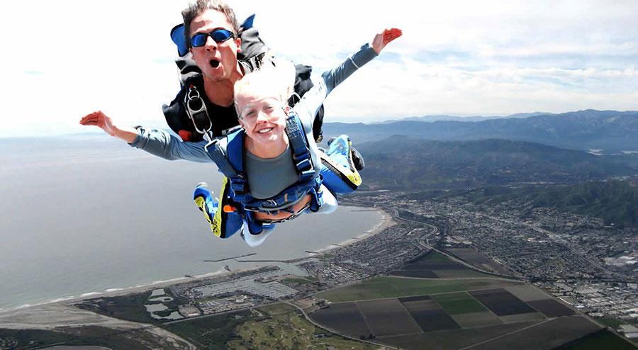 Skydive Coastal California Facility Image