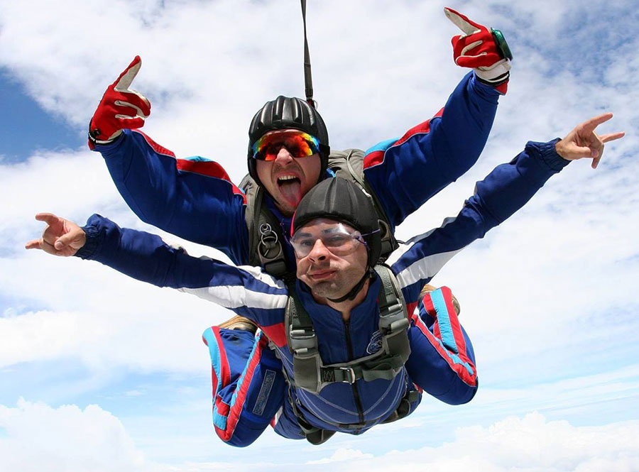 Skydive Colorado Dropzone Image