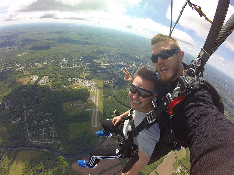 Skydive Danielson Dropzone Image