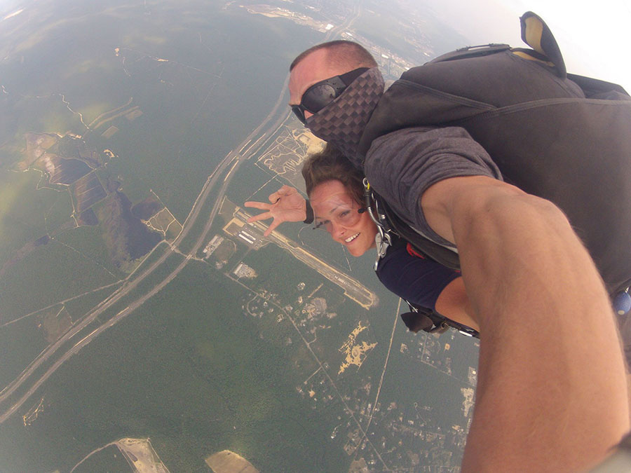 Skydive East Coast Dropzone Image