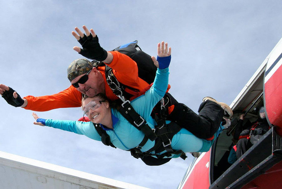 Skydive East Tennessee Dropzone Image