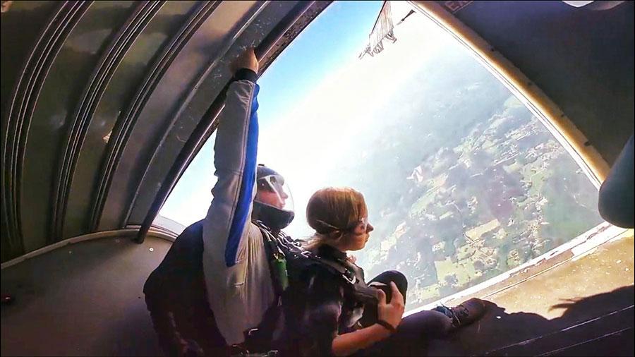 Skydive Georgia Dropzone Image