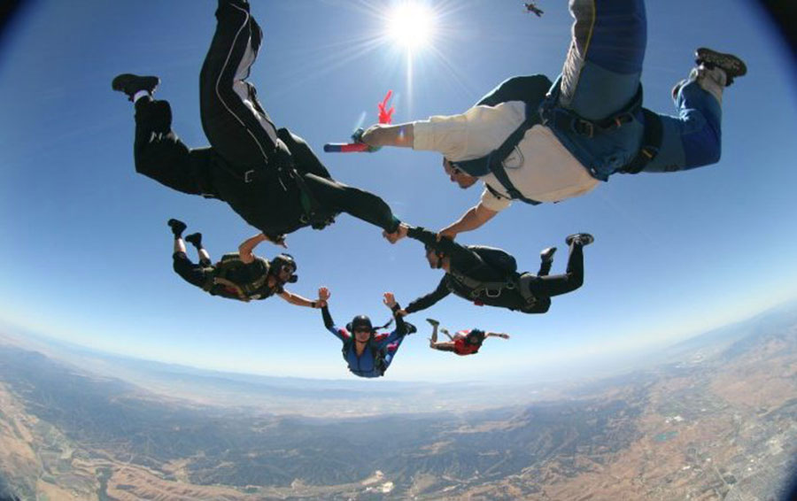 Skydive Hollister Dropzone Image
