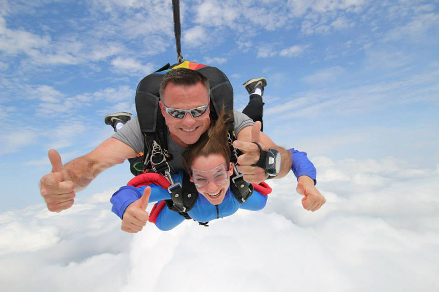 Skydive Indianapolis Dropzone Image
