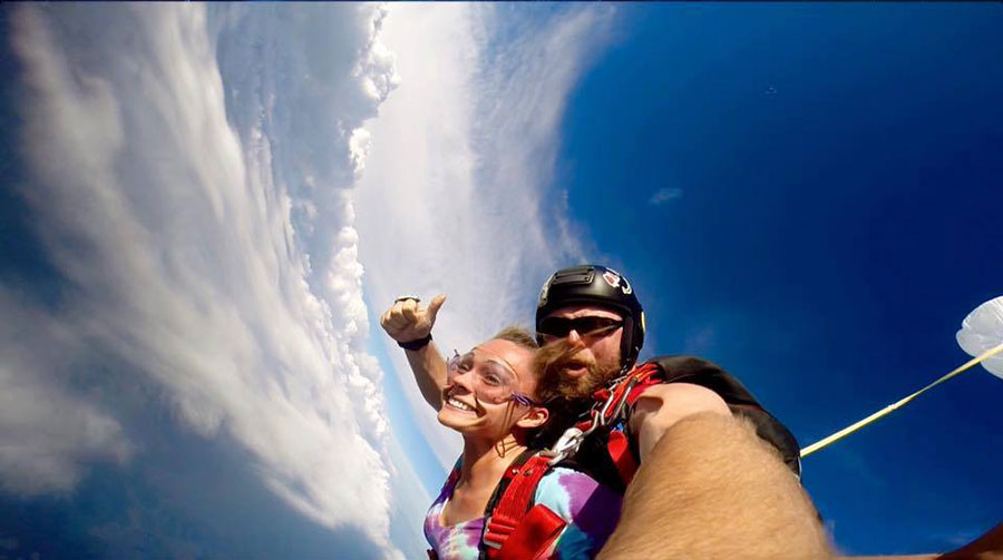 Skydive Iowa Dropzone Image
