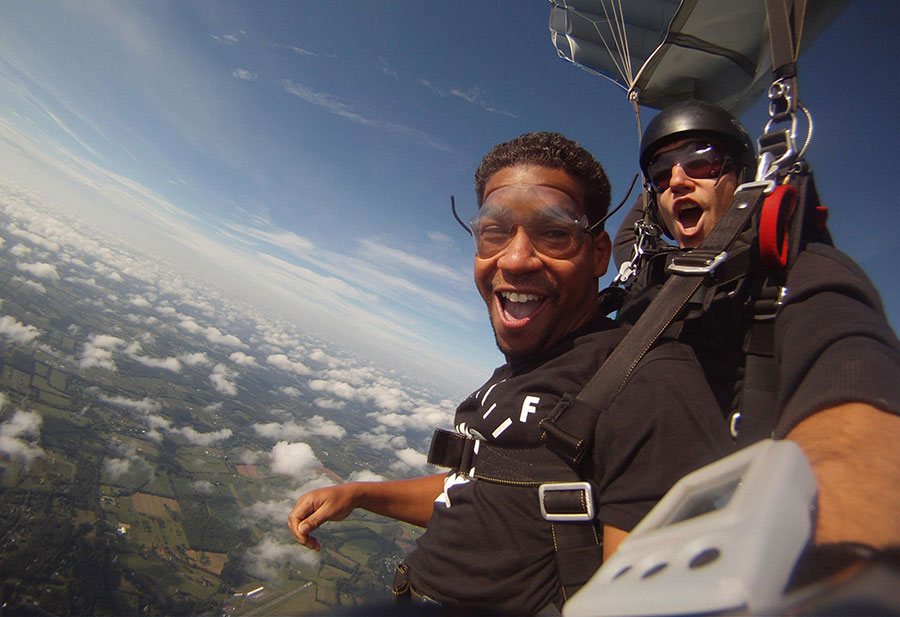 Skydive Jersey Dropzone Image