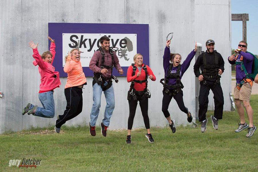 Skydive Kansas State Dropzone Image