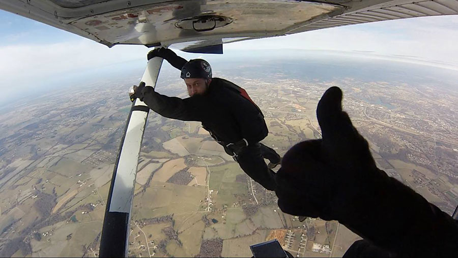 Skydive Kentucky Dropzone Image