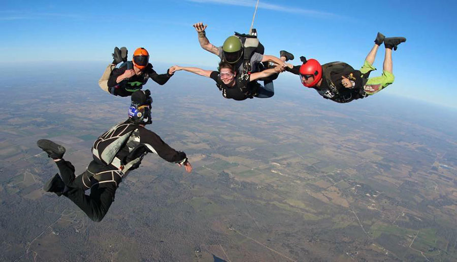 Skydive Lone Star Dropzone Image
