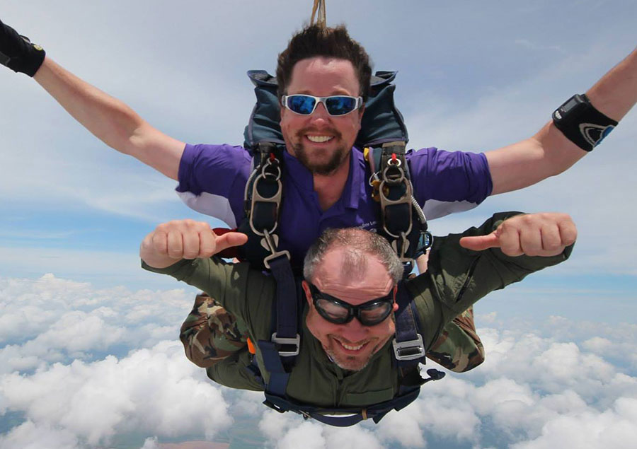 Skydive Louisiana Dropzone Image