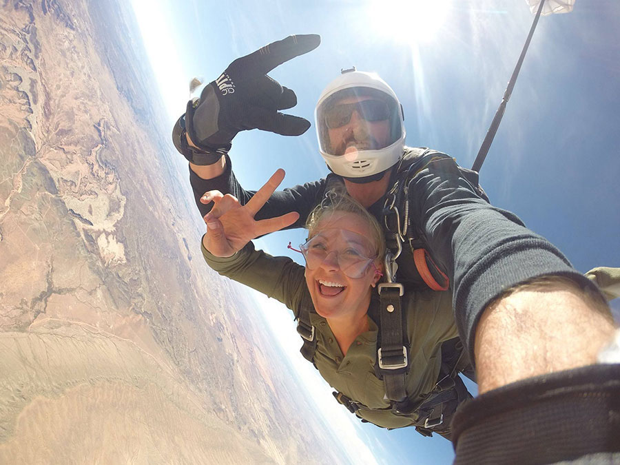Skydive Moab Dropzone Image