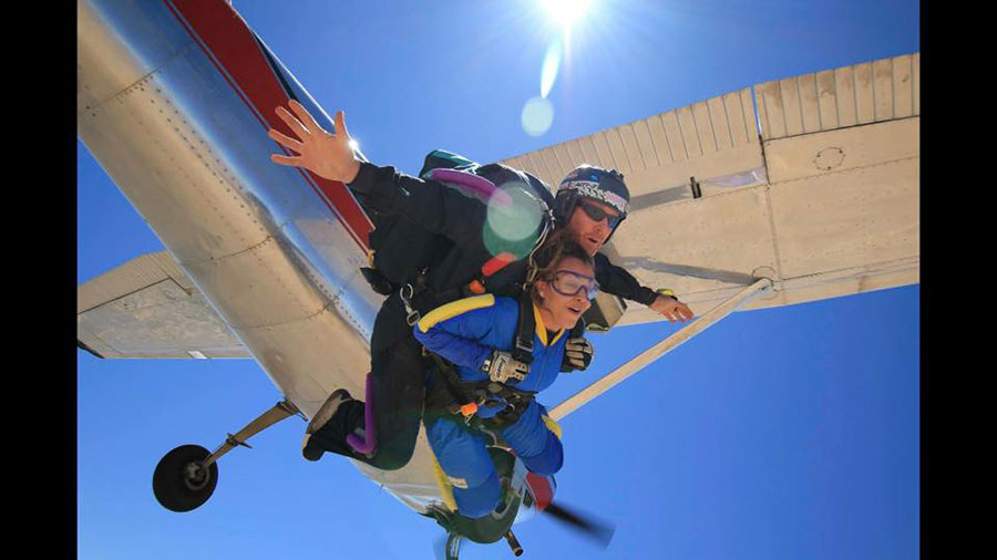 Skydive New Mexico Dropzone Image