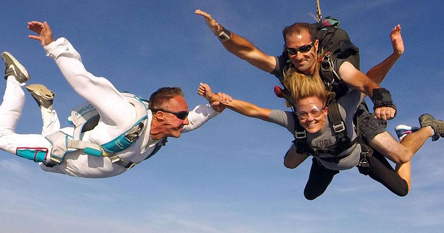 Skydive Newport Dropzone Image