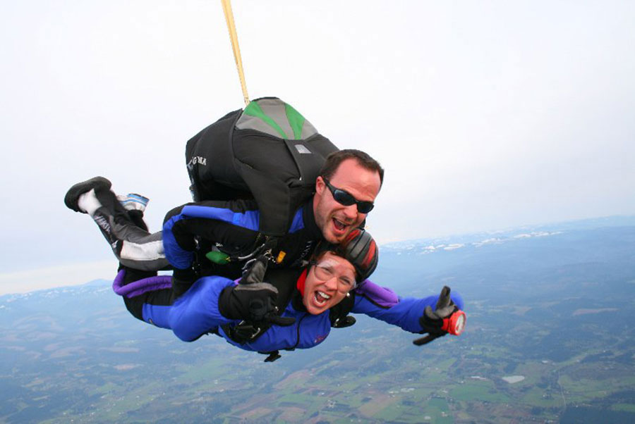 Skydive Oregon Dropzone Image