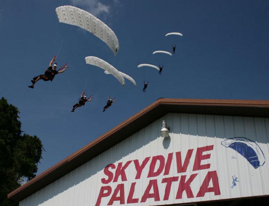 Skydive Palatka Dropzone Image